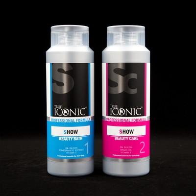 TRUE ICONIC набор Show Beauty шампунь + кондиционер